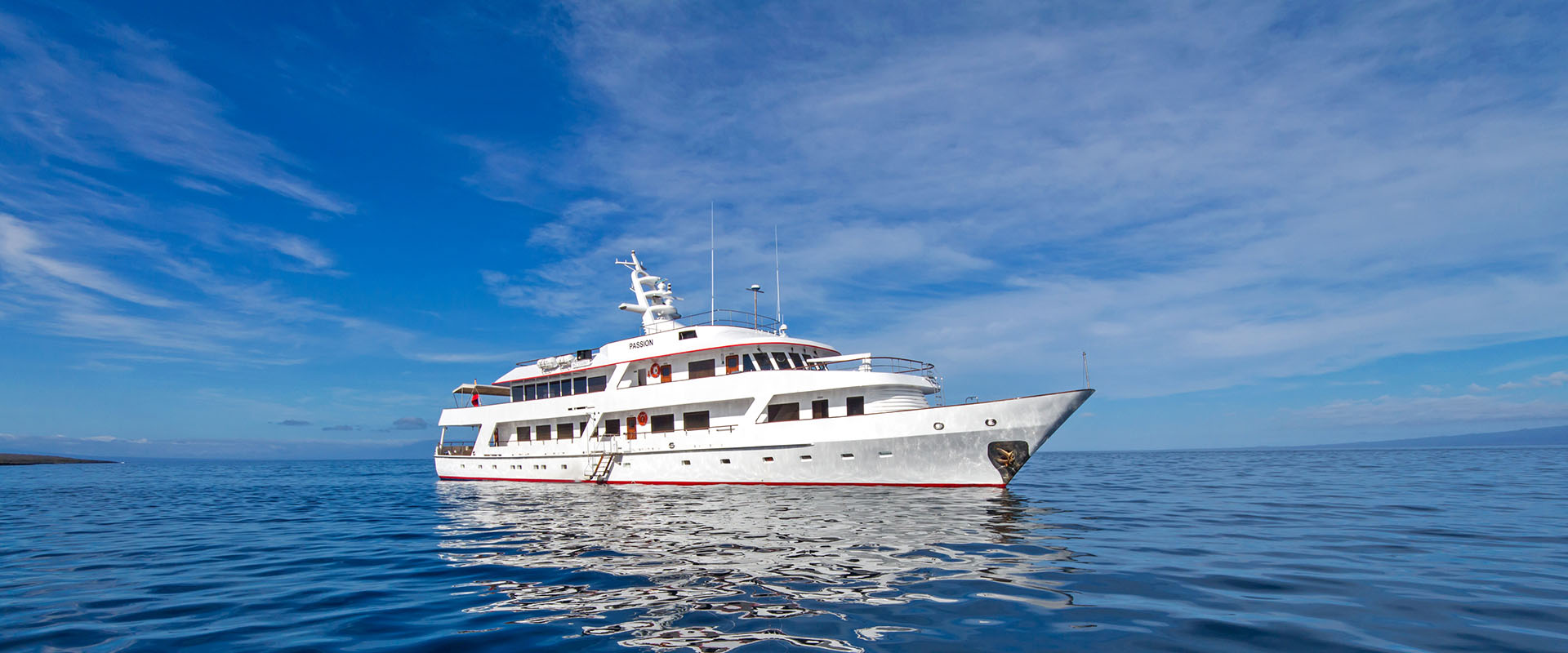 my passion galapagos luxury cruise
